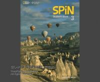 SPIN 3 Samantha Alcott    National Geographic Learning Cengage Learning