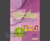 Skills Booster 1   Alexandra Green   New Editions